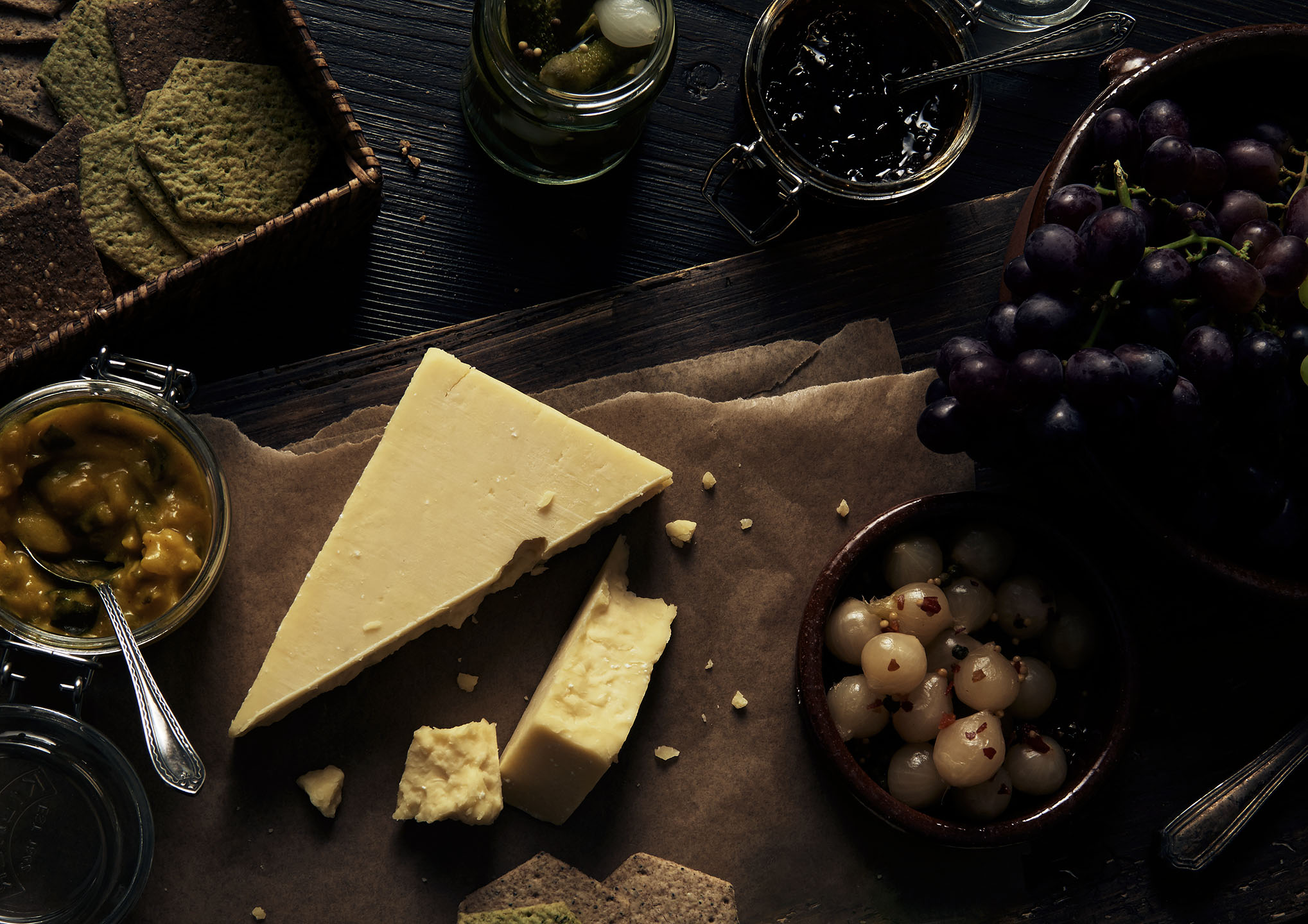 Cheese Board One